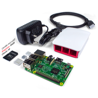 Kit Raspberry Pi 3 Essential