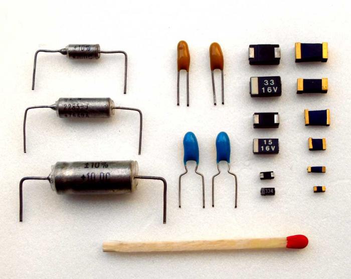 capacitor-tantalo